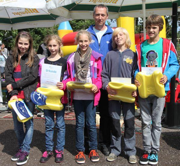 Sieben Sportler des Post SV Leipzig e.V. schaffen den Sprung auf das Sportgymnasium Leipzig